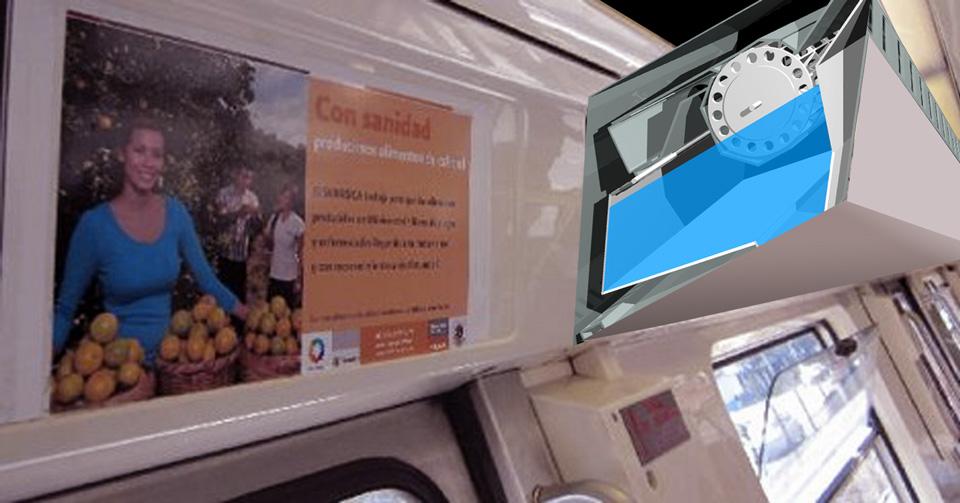 Filtros de aire en el metro vagones del metro verdmx - Humidificar el ambiente ...